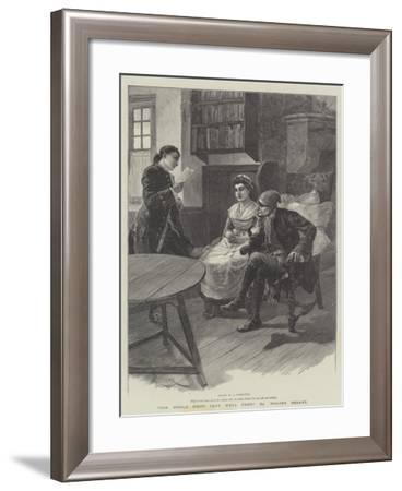 The World Went Very Well Then-Amedee Forestier-Framed Giclee Print