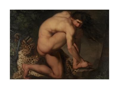 The Wounded Philoctetes, 1776-Nicolai Abraham Abildgaard-Giclee Print