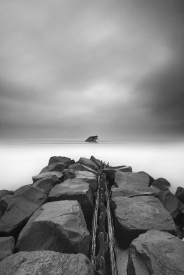 The Wreck of the Atlantus-Geoffrey Ansel Agrons-Photographic Print