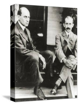 The Wright Brothers, Orville and Wilbur Wright, 1909