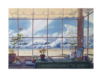 The Writing Desk-Lee Mothes-Giclee Print