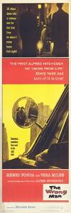 The Wrong Man, 1957
