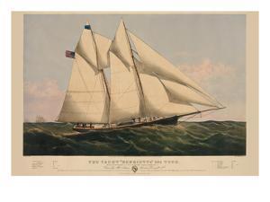 """The Yacht """"Henrietta"""""""