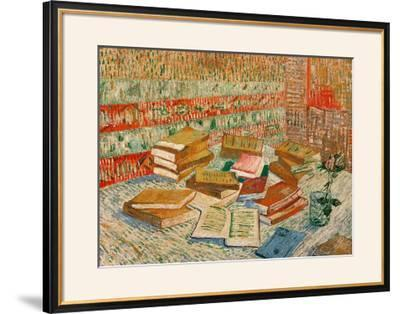The Yellow Books, c.1887-Vincent van Gogh-Framed Giclee Print