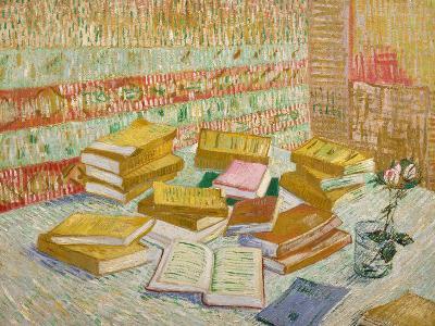 The Yellow Books-Vincent van Gogh-Giclee Print