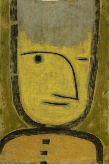 The Yellow-Green-Paul Klee-Giclee Print