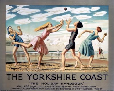 The Yorkshire Coast, LNER, c.1923-1947