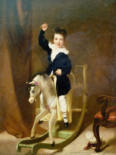The Young Huntsman-George Chinnery-Giclee Print