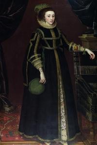 Portrait of a Lady by The Younger Gheeraerts Marcus