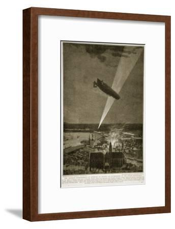 The Zeppelin Bombardment of Antwerp on August 24 1914 in Defiance of the Hague Convention, 1914-19