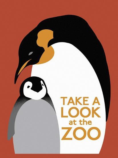 The Zoo 007-Vintage Lavoie-Premium Giclee Print