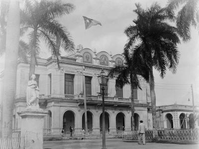 Theatre, Cienfuegos, Cuba--Photo
