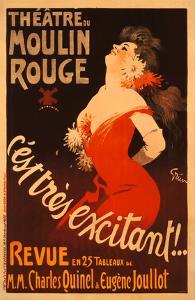 Theatre du Moulin Rouge