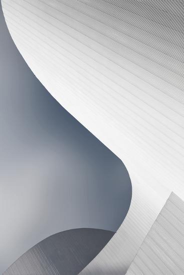 Theatre Lines-Jeroen Van-Photographic Print