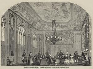 Theatrical Performances at Windsor Castle, the Green-Room