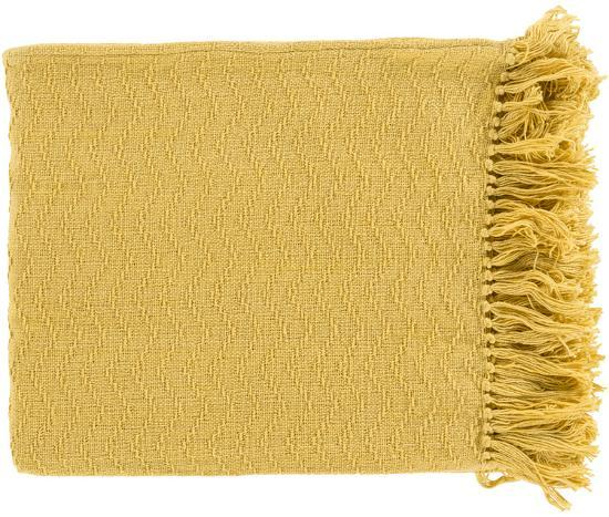 Thelma Throw - Gold--Home Accessories