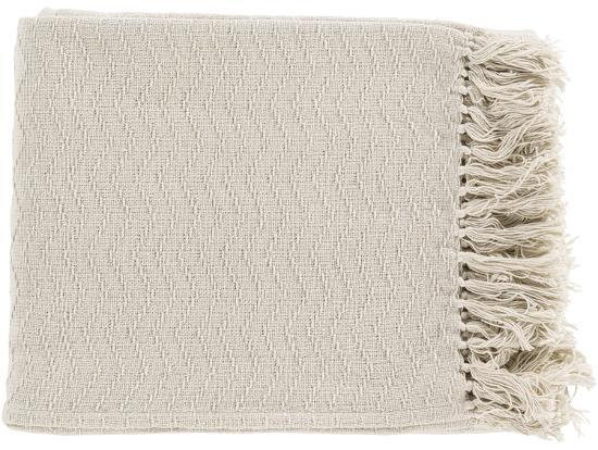 Thelma Throw - Ivory--Home Accessories