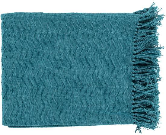 Thelma Throw - Teal--Home Accessories
