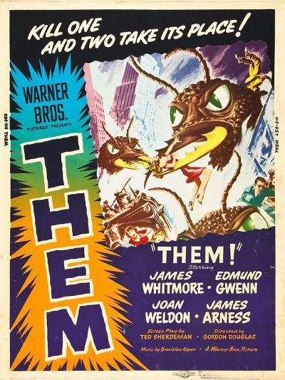 Them!, US poster art, 1954--Art Print
