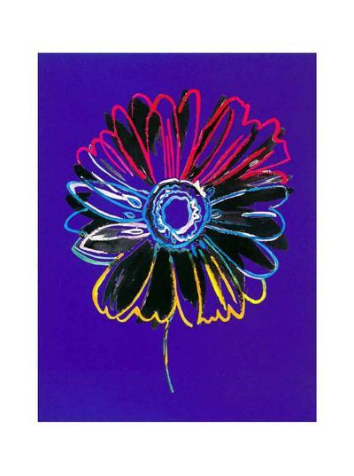 Theme in Blue II-H^ Grosjean-Art Print