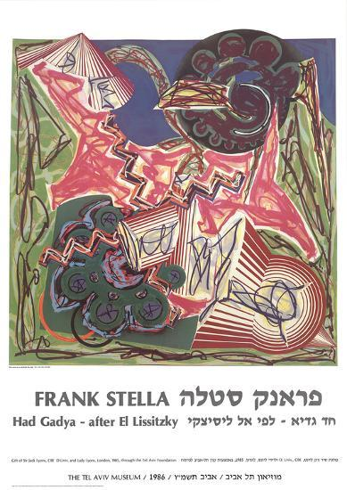 Then Came an Ox and Drank the Water-Stella Frank-Collectable Print