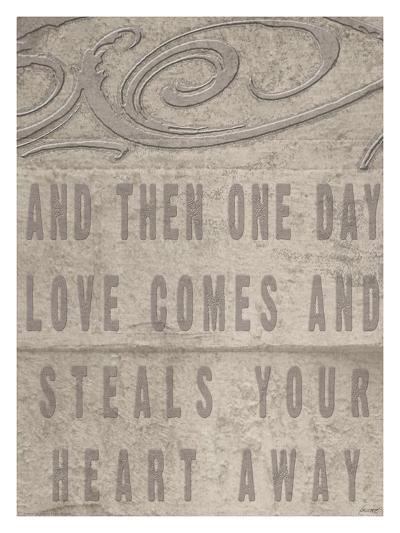 Then One Day-Lisa Weedn-Giclee Print