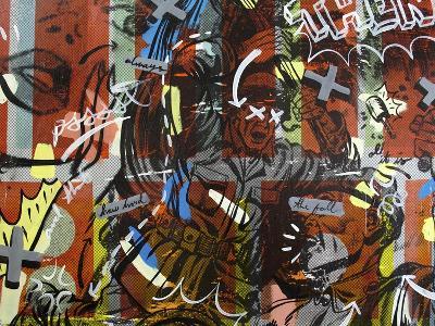 Then the Fall-Dan Monteavaro-Giclee Print