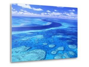 Australia's Great Barrier Reef by Theo Allofs