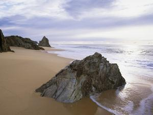 Beach at Mimosa Rocks National Park in Australia by Theo Allofs