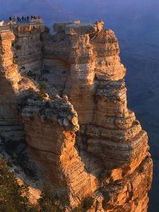 USA, Arizona, Grand Canyon, Mather Point by Theo Allofs