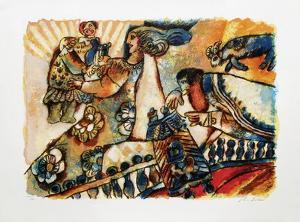 50 printemps d'Israël : Un printemps d'Israël by Theo Tobiasse