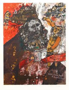 Histoire de Meo hagola la lumiere de l'Exil by Theo Tobiasse
