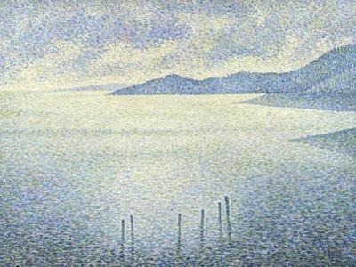 Coastal Scene. Ca. 1892