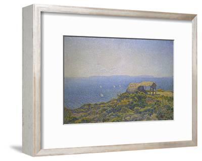 L'Ile Du Levant, Vu Du Cap Benat