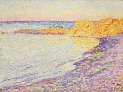 Petit Plage, Saint Tropez, 1897