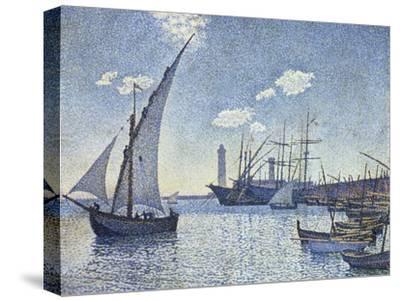 Port De Cette, Les Tartanes, 1892