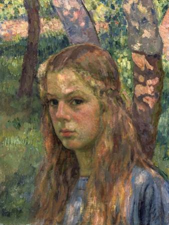 Portrait of a Girl, 20th Century