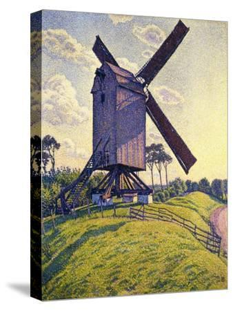Windmill in Flanders; Moulin En Flandre, 1894