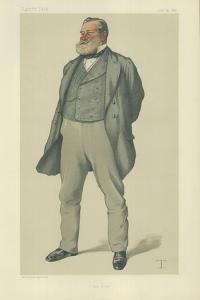 Alderman Robert Nicholas Fowler by Theobald Chartran