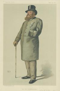 Lieutenant-General Charles Baring by Theobald Chartran