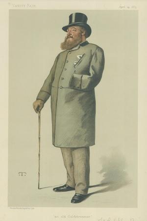 Lieutenant-General Charles Baring