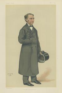 Louis Jean Joseph Charles Blanc by Theobald Chartran