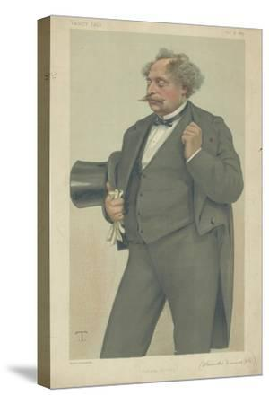 M Alexandre Dumas Fils