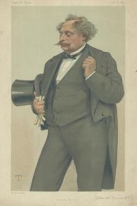 M Alexandre Dumas Fils by Theobald Chartran
