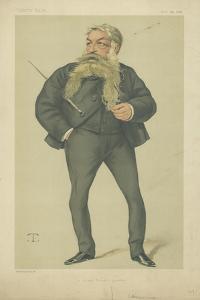 M Jean Louis Ernest Meissonier by Theobald Chartran