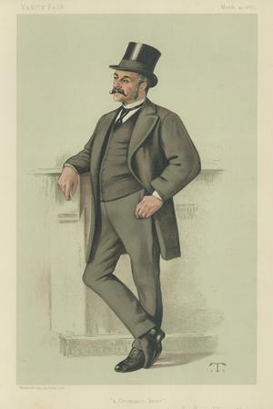 Major-General Edwyn Sherard Burnaby