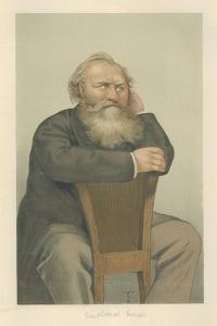 Mr Charles Francois Gounod by Theobald Chartran