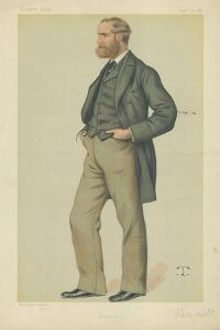 Mr Charles Stewart Parnell by Theobald Chartran