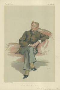 Mr Frank Hugh O'Cahan O'Donnell by Theobald Chartran