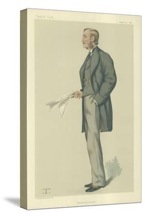 The Right Hon Earl Percy
